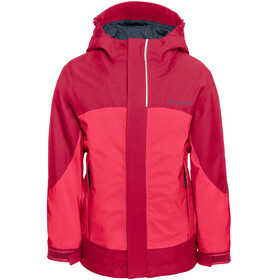 VAUDE Kids Suricate III 3in1 Jacket bright pink